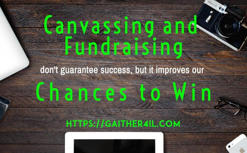Fundraising Highs & Lows forDems