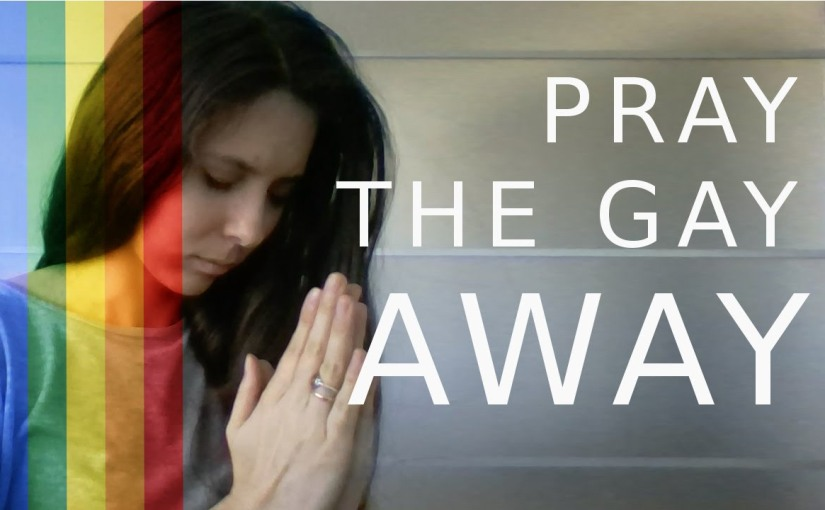 'Pray the Gay Away' Still aThreat
