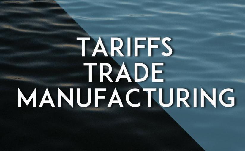 On Tariffs andTrade