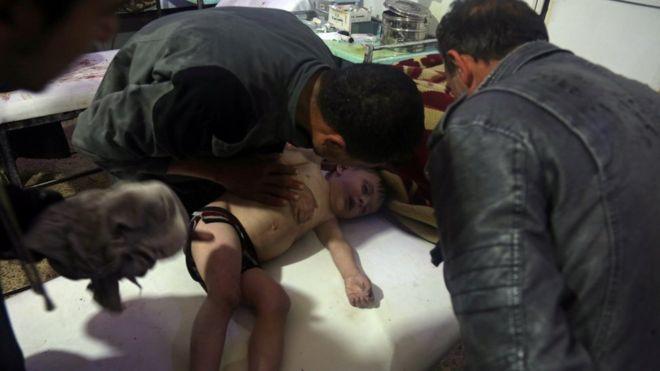Responding to Syrian ChemicalAttack